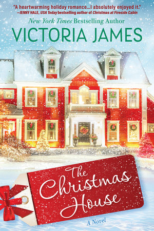 The Christmas House by Victoria James