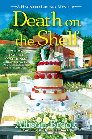 Death on the Shelf by Allison Brook