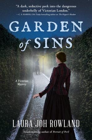 Garden of Sins by Laura Joh Rowland