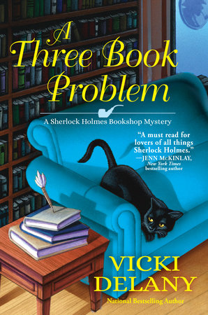 A Three Book Problem by Vicki Delany
