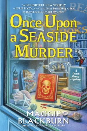 Once Upon a Seaside Murder by Maggie Blackburn