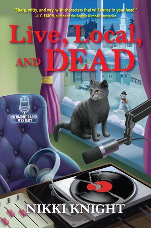 Live, Local, and Dead by Nikki Knight