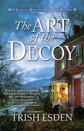 The Art of the Decoy by Trish Esden