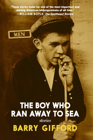 The Boy Who Ran Away to Sea by Barry Gifford
