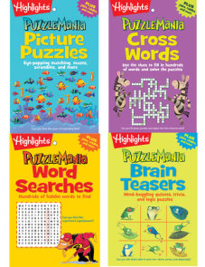 Puzzlemania Puzzle Pads Pack