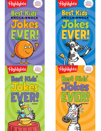 Highlights Joke Books Pack by Highlights