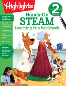 Second Grade Hands-On STEAM Learning Fun Workbook