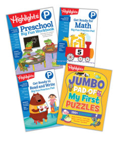 Preschool Learning Fun Bundle