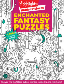 Enchanted Fantasy Puzzles