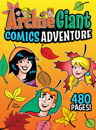 Archie Giant Comics Adventure by Archie Superstars