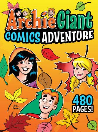 Archie Giant Comics Adventure