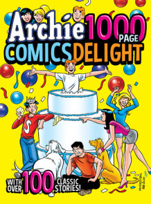 Archie 1000 Page Comics Delight