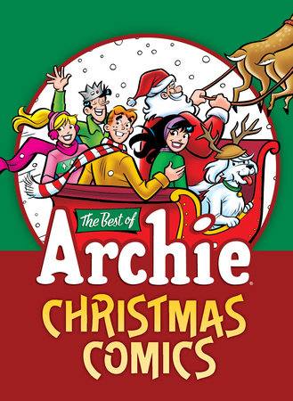 The Best of Archie: Christmas Comics by Archie Superstars