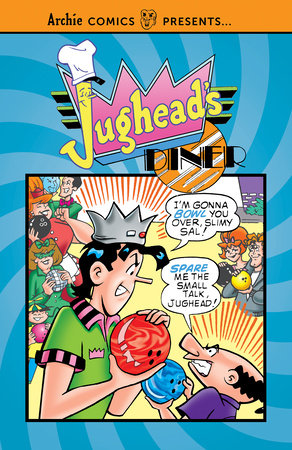 Jughead's Diner by Archie Superstars