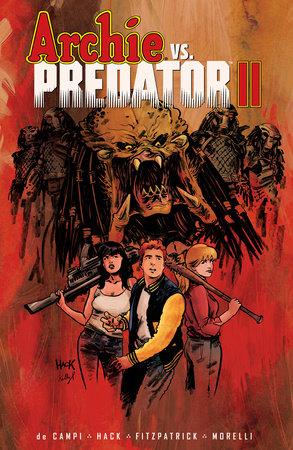 Archie vs. Predator II by Alex De Campi