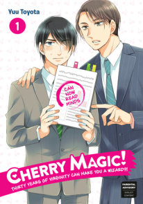 Cherry Magic! Thirty Years of Virginity Can Make You a Wizard?! 01