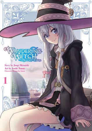 Wandering Witch (Manga) 01 by Jougi Shiraishi and Itsuki Nanao