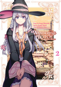 Wandering Witch (Manga) 02