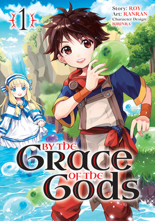 By the Grace of the Gods (Manga) 01 by Roy and Ranran