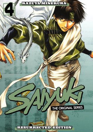 Saiyuki: The Original Series  Resurrected Edition 4 by Kazuya Minekura
