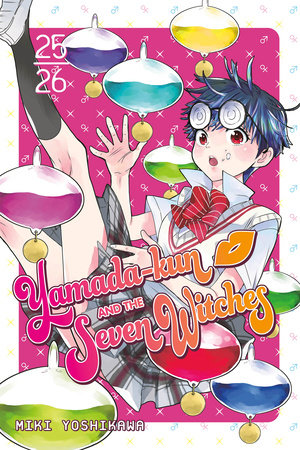 Yamada-kun and the Seven Witches 25-26 by Miki Yoshikawa