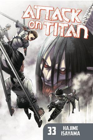 Attack on Titan 33 by Hajime Isayama