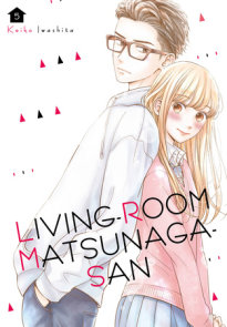 Living-Room Matsunaga-san 5