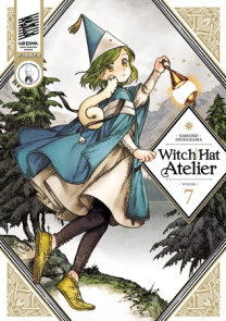 Witch Hat Atelier 7