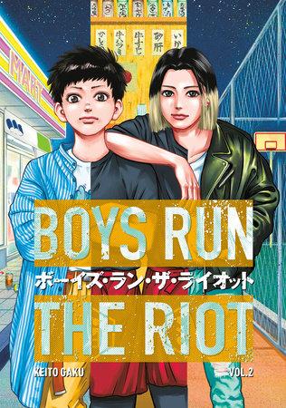 Boys Run the Riot 2 by Keito Gaku