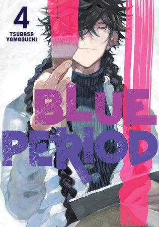 Blue Period 4 by Tsubasa Yamaguchi