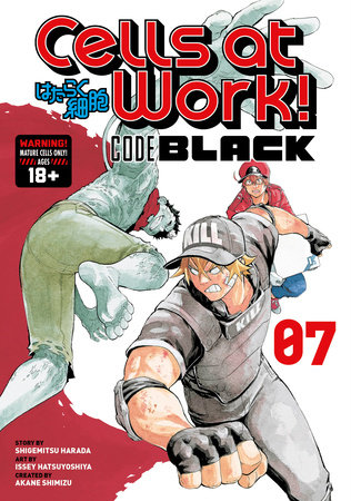 Cells at Work! CODE BLACK 7