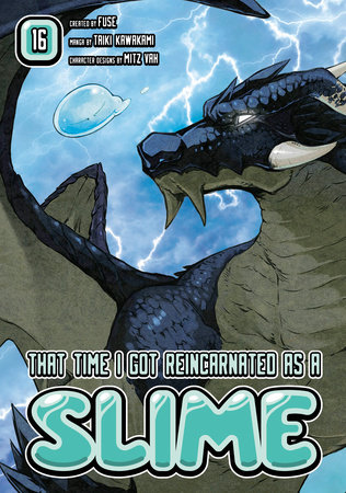 That Time I Got Reincarnated as a Slime 16 by Fuse