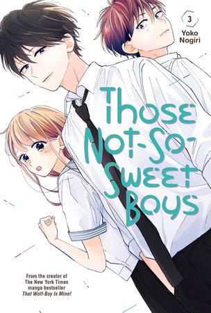 Those Not-So-Sweet Boys 3 by Yoko Nogiri