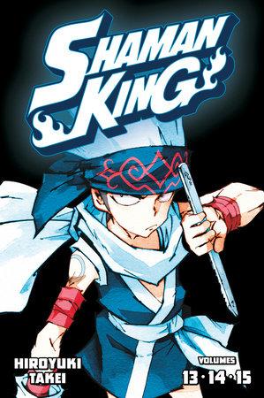 SHAMAN KING Omnibus 5 (Vol. 13-15) by Hiroyuki Takei