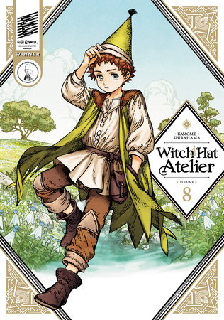 Witch Hat Atelier 8 by Kamome Shirahama