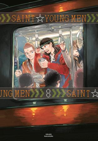 Saint Young Men Omnibus 8 (Vol. 15-16) by Hikaru Nakamura