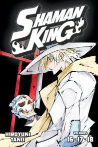 SHAMAN KING Omnibus 6 (Vol. 16-18)