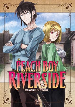 Peach Boy Riverside 4 by Coolkyousinnjya
