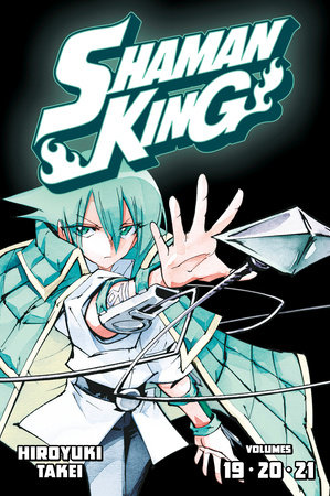 SHAMAN KING Omnibus 7 (Vol. 19-21) by Hiroyuki Takei