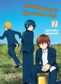 The Daily Lives of High School Boys, volume 7