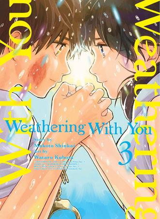 Weathering With You, volume 3 by Makoto Shinkai