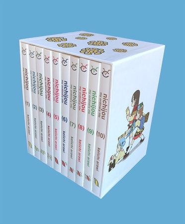nichijou 15th anniversary box set by Keiichi Arawi