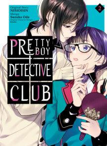 Pretty Boy Detective Club (manga), volume 2