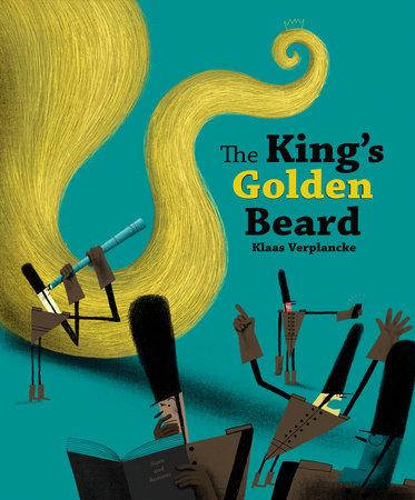The King's Golden Beard by Klaas Verplancke