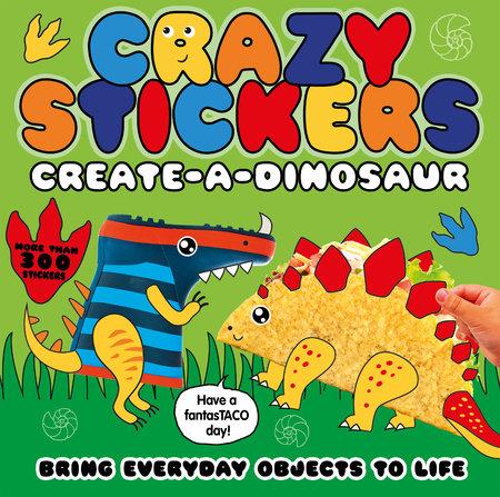 Create-a-Dinosaur by Danielle McLean