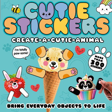 Create-a-Cutie Animal by Danielle McLean