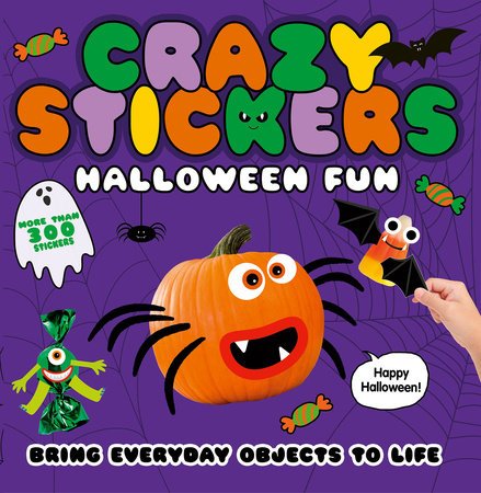 Halloween Fun by Danielle McLean; illustrated by Agathe Hiron