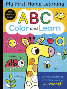 ABC Color and Learn