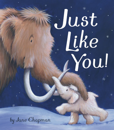 Just Like You! by Jane Chapman