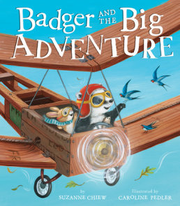 Badger and the Big Adventure